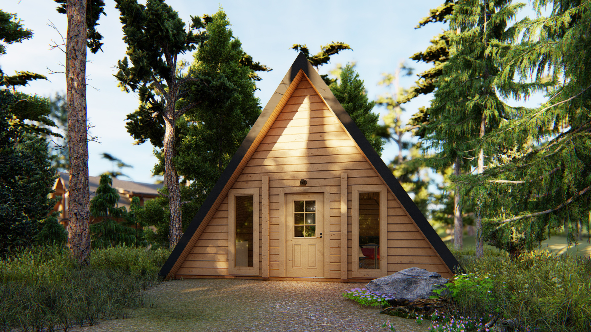 Residential Cabin - HANSEL