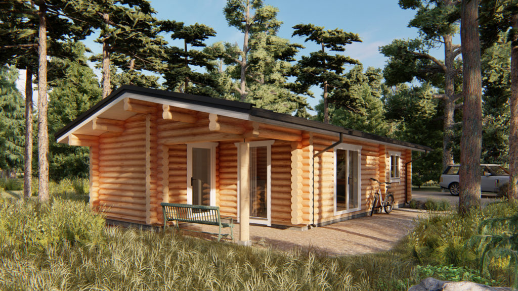 Residential Cabin ANNIE