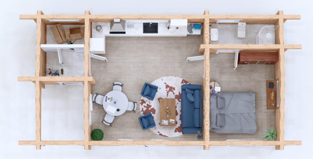 Floor Plan ANNIE