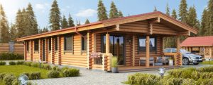 Residential Cabin - DIANE