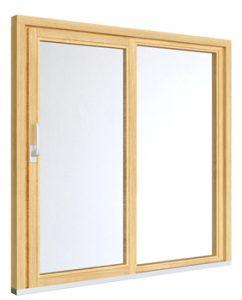 Double Glazed Window 2-panel