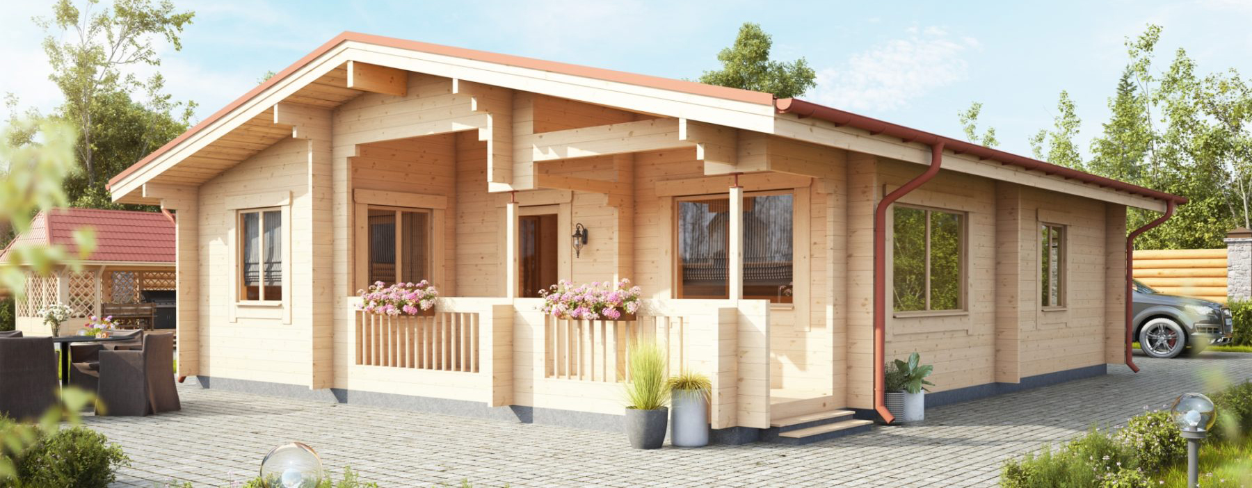 Residential Cabin - FELMOOR