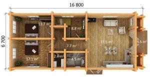 Floor Plan KATRINA