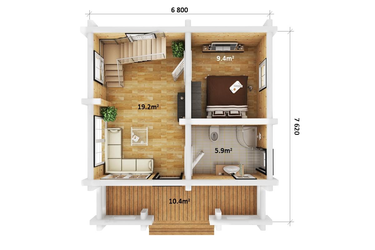 Ground Floor - INVERNESS