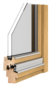 Double Glazed Window - Inward Opening