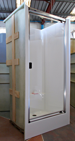 Flair Shower Cubicle ROSALIE