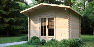 Timber Garden Shed, Sam10