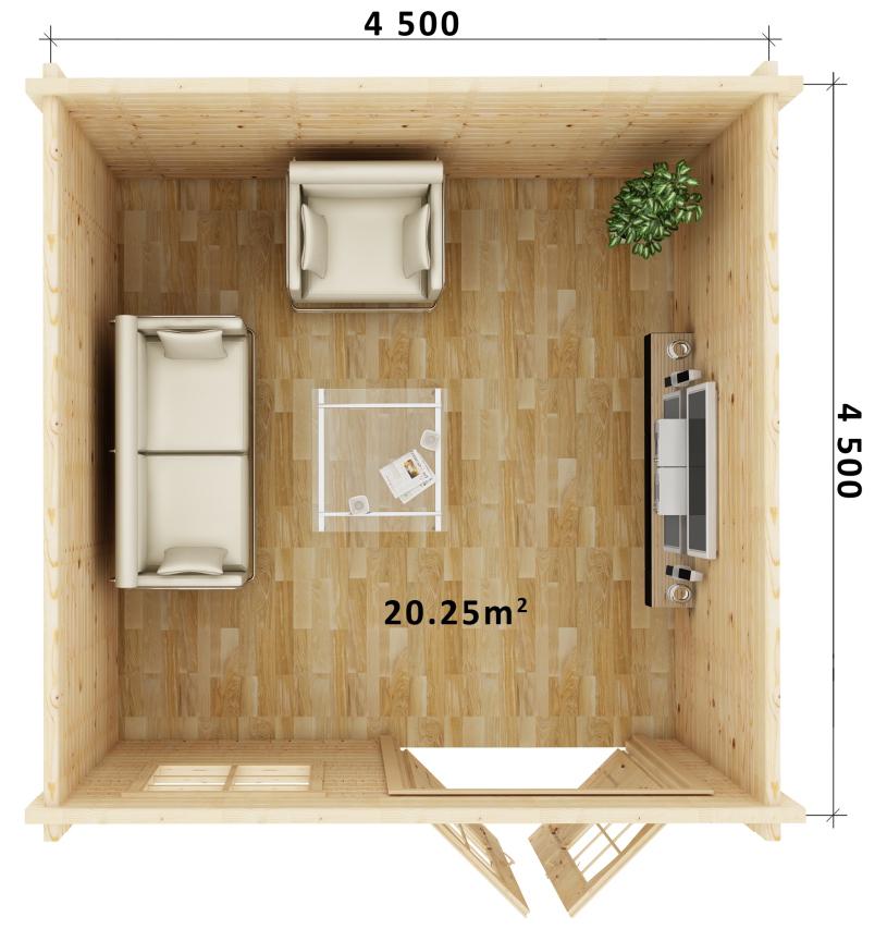 Ground Plan SAMMY 6