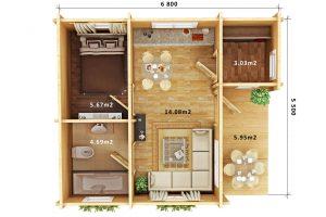 Floor Plan SMITH