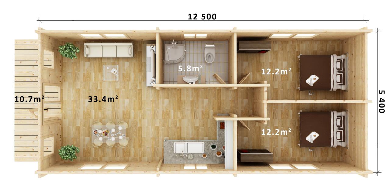 Floor Plan - SABRINA
