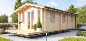 Skid Cabin / Caravan SABRINA