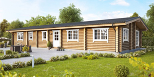 Timber Log Cabin, Granny Flat, TRACEY