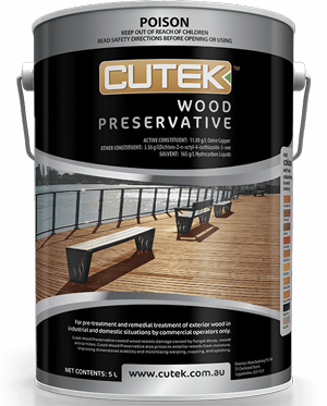 CUTEK Wood Preservative